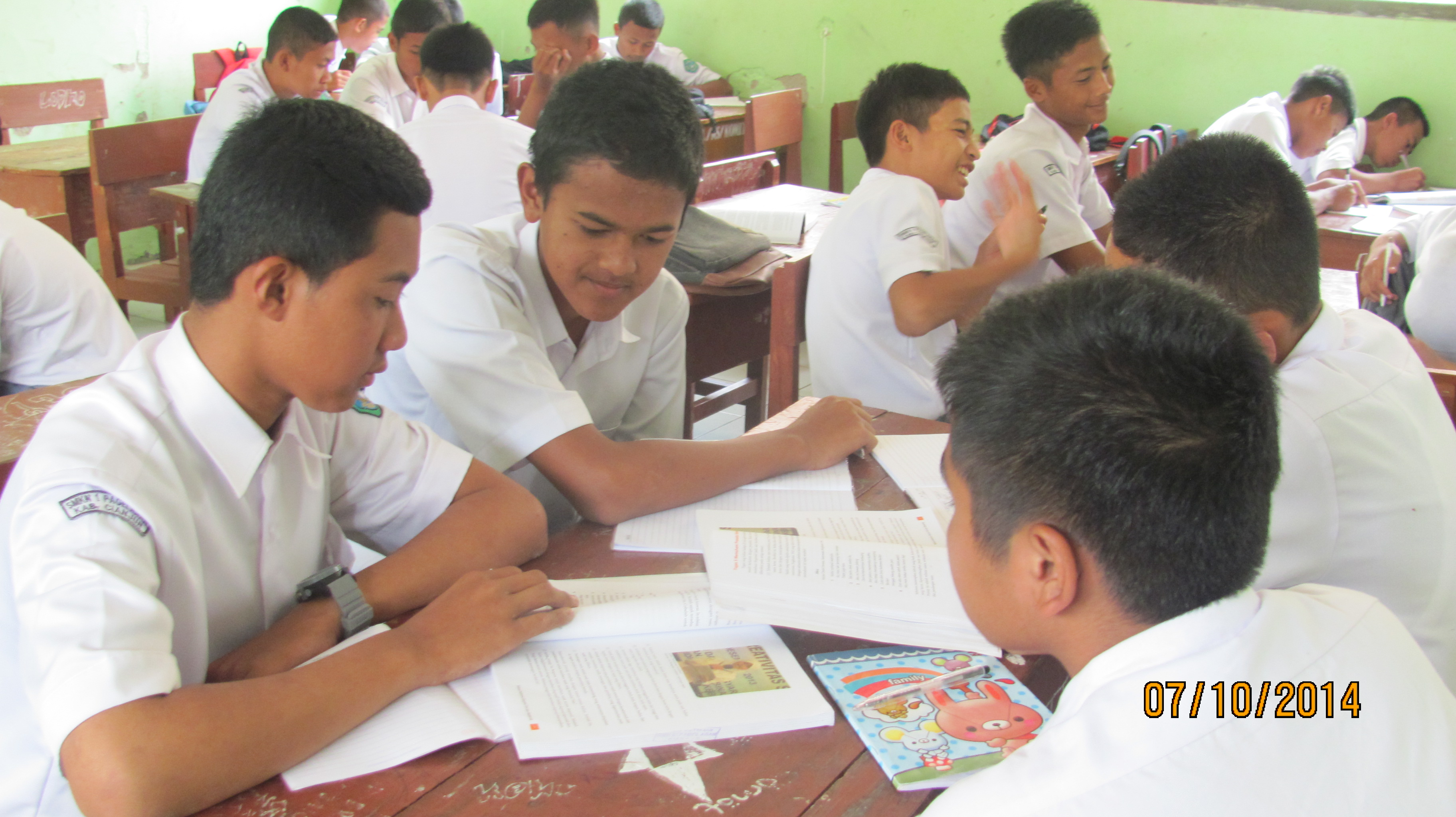 "Diskusi Memahami Teks Prosedur Kompleks – GURDASTIF ""Guru"